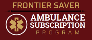 Frontier Saver Ambulance Subscription Program
